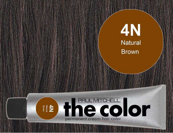 The Color 4N Natural Brown