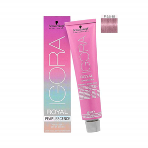 Igora 6-89 Dark Blonde Magenta - Royal Pearl