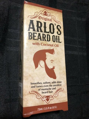 Beard Oil With Coconut Oil
