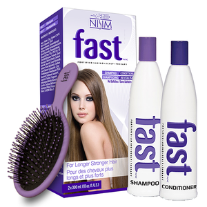 FAST - 2 Pack 300mL Shampoo & Conditioner