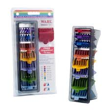 8-Pack Color-Coded Cutting Guides With Organizer