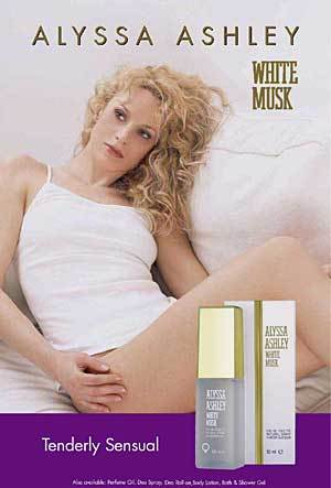 White Musk eau de toilette spray