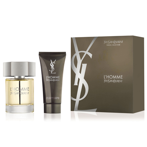 L'Homme 2 Piece Travel Gift set