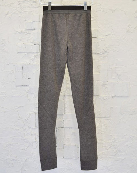 Soft Brown Skinny Sweatpants