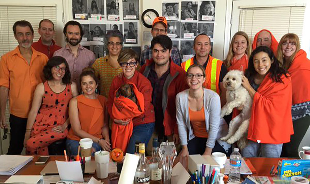 Orange is the New Black Writers Room