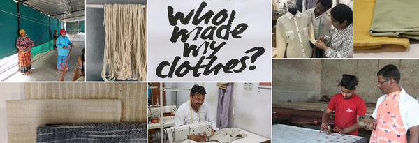Fashion Revolution Week: Why it's important & how you can help
