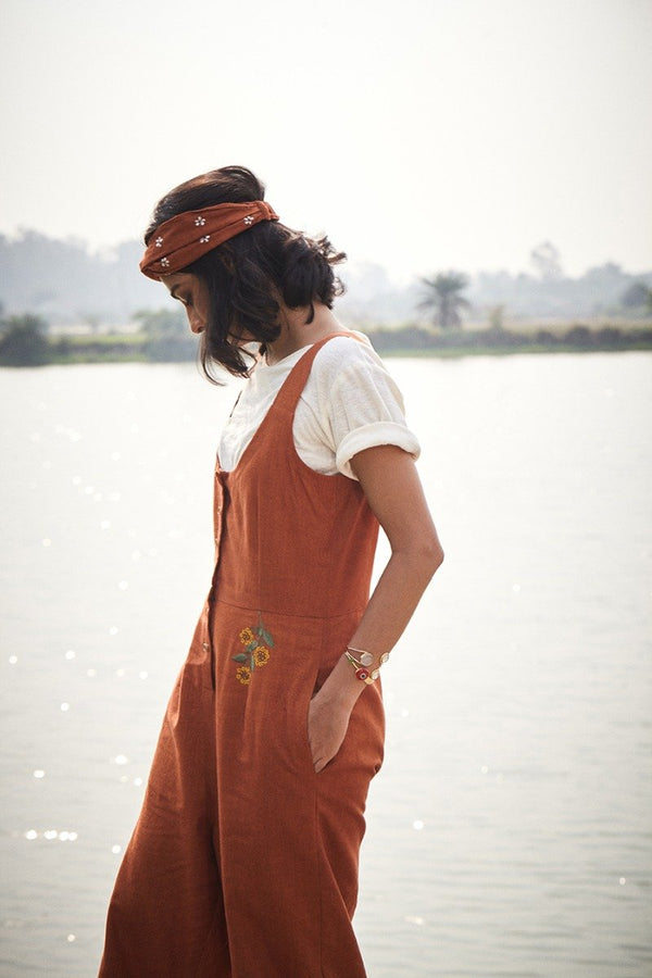 By the Bay hemp  jumpsuit