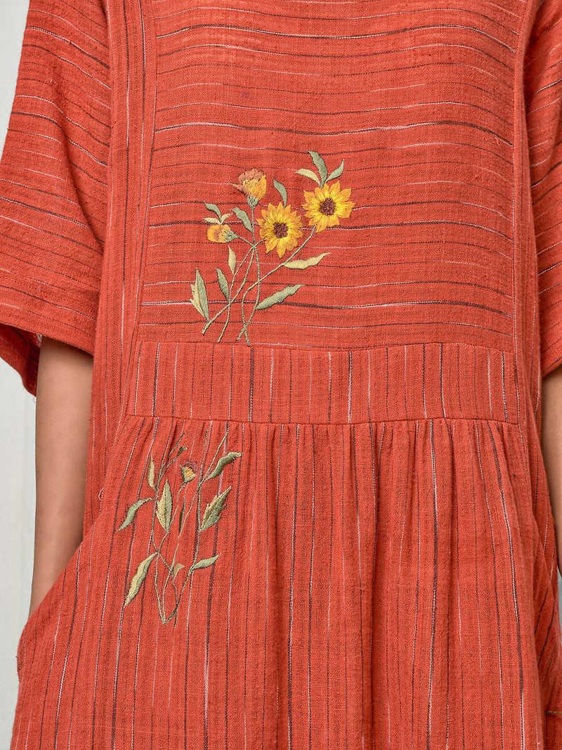 Wild Threads organic cotton dress