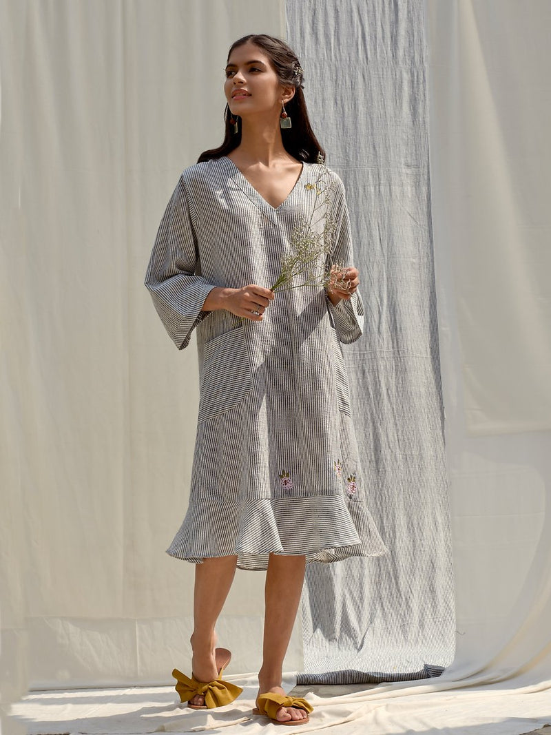 Weave Your Wild organic cotton dress