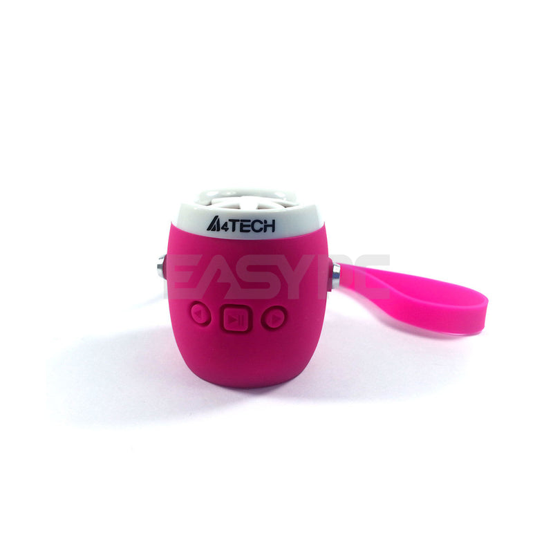A4tech BTS 06 Bluetooth Speaker Pink