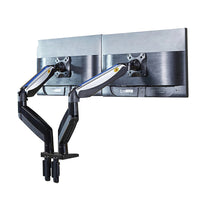 North Bayou F195A Dual Monitor Desk Mount