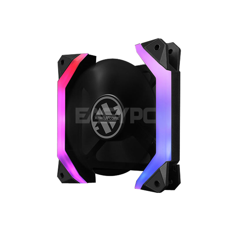 Abko Spider Spectrum 120mm Chasis Fan RGB