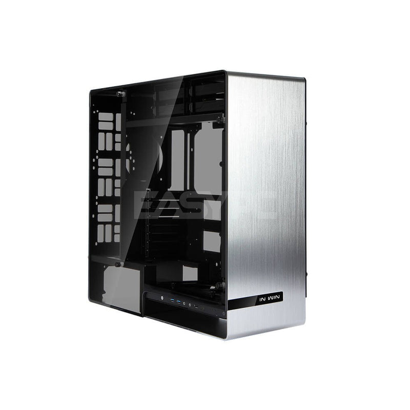 Inwin 909 Full Tower Case Silver