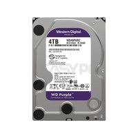Western Digital 4tb Harddisk Drive Purple