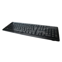 A4Tech KRS-83 Ps2 Keyboard Black
