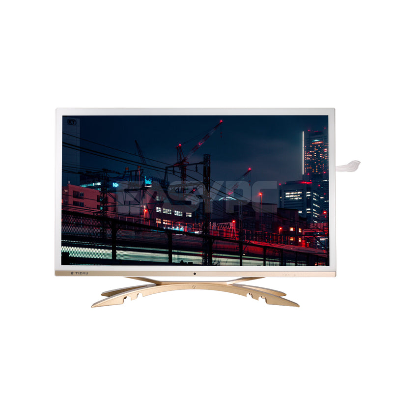 Tiemu T3203 32 Inches All in One Led Gaming Monitor White
