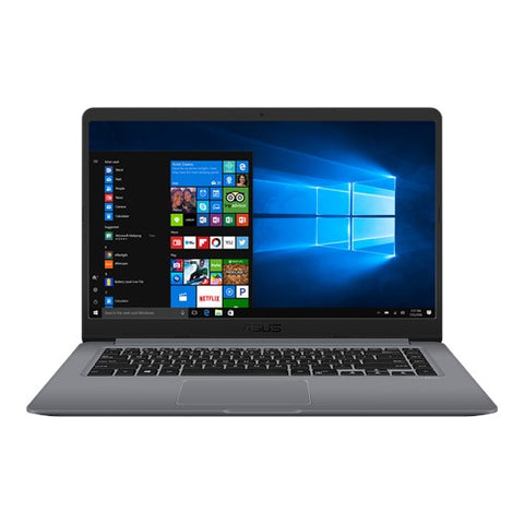 Asus Vivobook X510UF-EJ465T Intel i5-8250/4GB/512GB Pcie SSD/MX 250/Win10 Laptop Grey