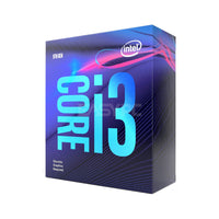 Intel Core i3-9100F Coffee Lake Processor Socket 1151 3.60Ghz 6m