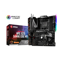 MSI X570 Gaming Edge Wifi Motherboard Socket Am4 Ddr4