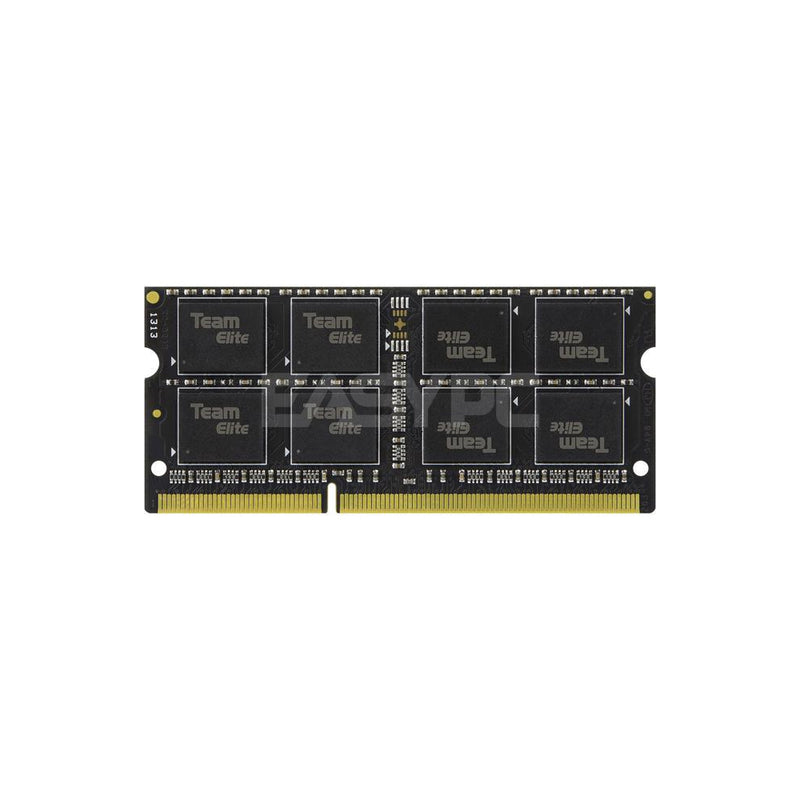 Team Elite Memory 1x8gb Ddr3 1600mhz Sodimm