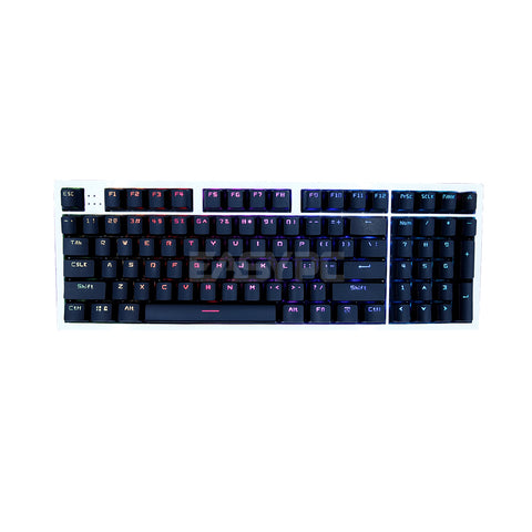 RAKK Ilis RGB Mechanical Keyboard Outemu Red