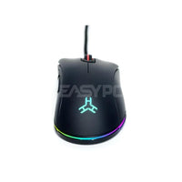 Rakk Kaptan Gaming Mouse RGB Black
