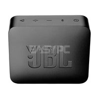 JBL GO 2 Portable Bluetooth Speaker Black