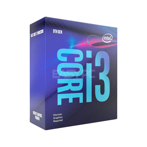 Intel Core i3-9100 Coffee Lake Processor Socket 1151 3.60Ghz 6m