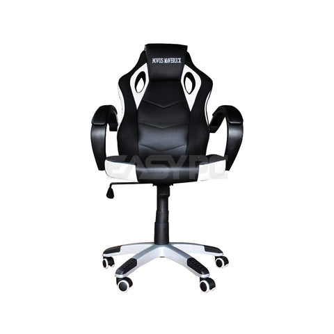 NOVUS Gaming Chair CGW-100 Black/White