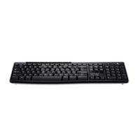 Logitech K270 Wireless Keyboard Black