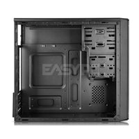 Deepcool Wave V2 Micro Atx Case Black