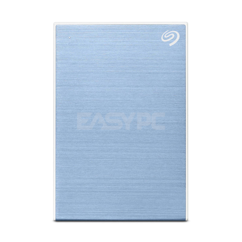 Seagate Backup Plus Slim STHN2000402 2TB 2.5 External Hard Disk Drive Blue SEEX449 1ION