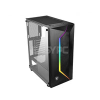 MSI MAG Vampiric 100R Mid Tower GAming PC Case Black