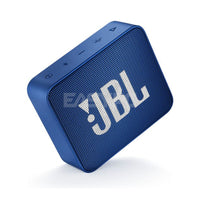JBL GO 2 Portable Bluetooth Waterproof Speaker Blue