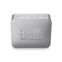 JBL GO 2 Portable Bluetooth Waterproof Speaker Gray