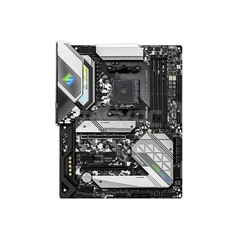 Asrock B550 Steel Legend Socket Am4 Ddr4 Motherboard