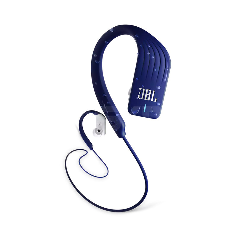 JBL Endurance Sprint Wireless In-ear Headphones Blue HAHE696 1ION