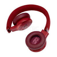 JBL Live 400BT Wireless On-ear Headphones Red HAHE709 1ION