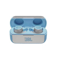 JBL Reflect Flow Wireless Headphones Teal HAHE714 1ION