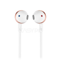 JBL Tune 205BT Wireless Earbud Headphones Rosegold HAHE722 1ION