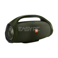 JBL Boombox Portable Bluetooth Speaker Green HAHE738 1ION