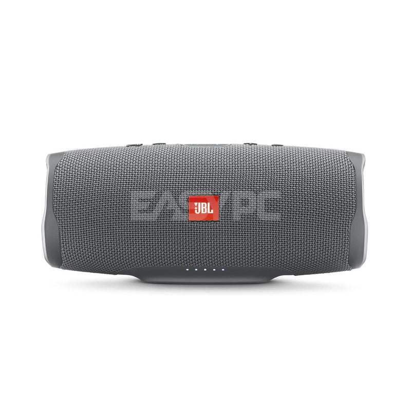 JBL Charge 4 Portable Bluetooth Speaker Gray HASP742 1ION