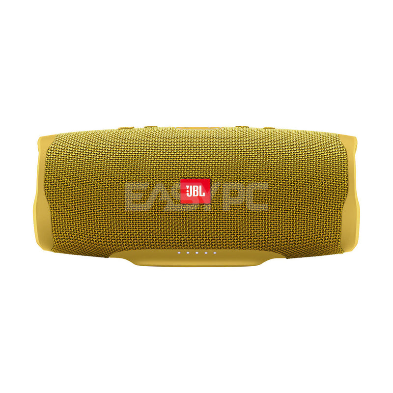 JBL Charge 4 Portable Bluetooth Speaker Yellow HASP741 1ION
