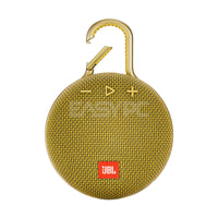 JBL Clip 3 Portable Bluetooth Speaker Yellow HASP752 1ION