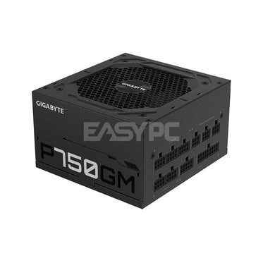 Gigabyte P750GM 750 watts 80 Plus Power Supply Gold
