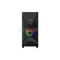 Gamdias Athena-E1 Built-in RGB Fan Mid Tower Gaming Case