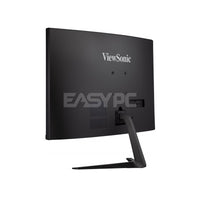 "Viewsonic VX2718-PC-MHD 27"" 165Hz VA Curved Gaming Monitor"