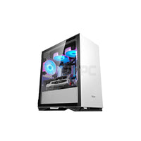 DarkFlash DLM22 Mid Tower Case White