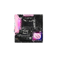 Asrock B450M Steel Legend Pink Edition Socket Am4 Ddr4 Gaming Motherboard