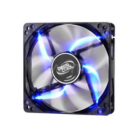 Deepcool Wind Blade 80mm Chassis Fan Blue Led